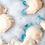 Jouet de bain pour enfant en latex d'hévéa naturel