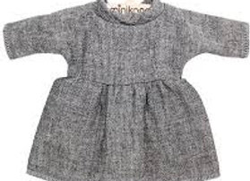 Robe Faustine Gris