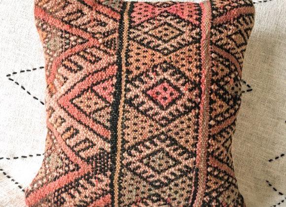 Housse de coussin kilim vintage
