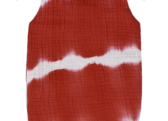 Turbulette en coton Tie and Dye pour poupée