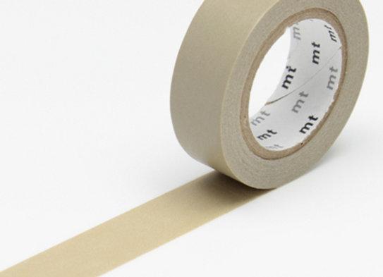 Masking tape mastic beige