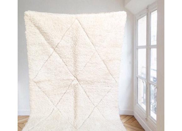 Tapis berbère en laine, travail artisanal, grande qualité
