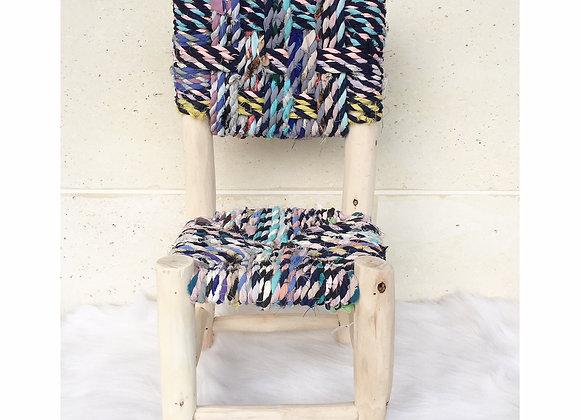 Mini chaise en bois
