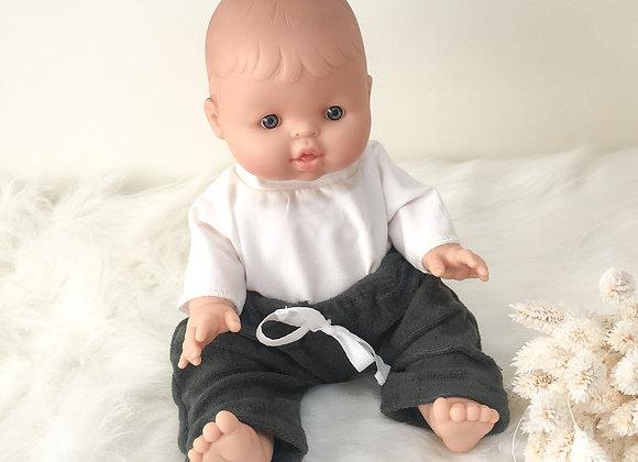 Poupée Minikane garçon habillé