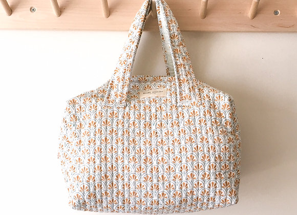 Vanity bag - Anusha moutarde