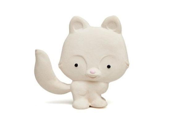 Jouet de bain - renard blanc - Plan Toys
