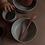 Thumbnail: Coffret cadeau pour bébé en bambou - Grège