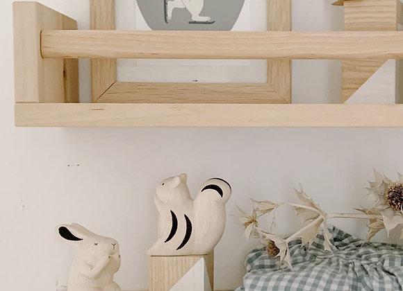 Ecureuil en bois - Pole pole - Tlab