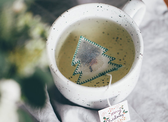 Thé de Noël - Blanc Bohème