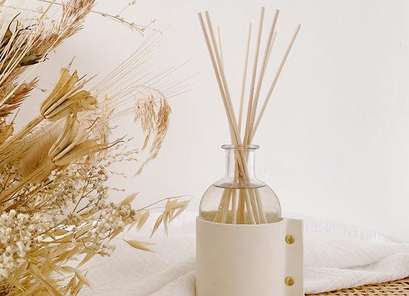 Parfum d'intérieur - Cuir blanc - Blanc Bohème