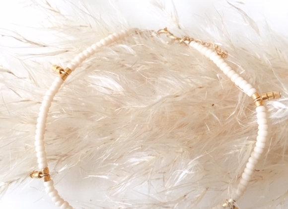 Bracelet Kisongo en perles  Sidai Design