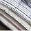 Thumbnail: Coussin de sol déhoussable TENSIRA 80x80 cm