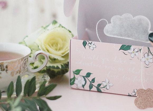 Boîte de 15 sachets de thé Nuage
