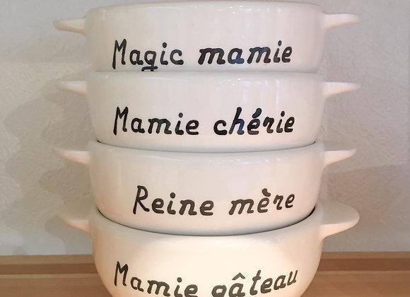 Bol Breton: Magic Mamie, Mamie chérie, Reine Mère, Mamie Gâteau