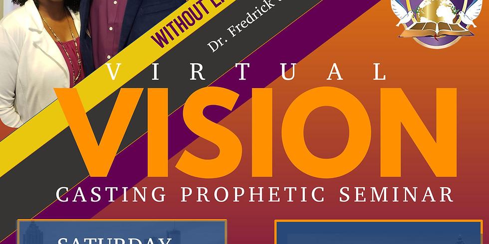 Vision Casting Prophetic Seminar