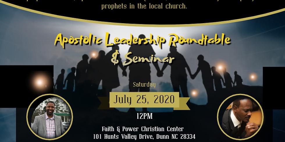 Apostolic Leadership Round-table & Seminar