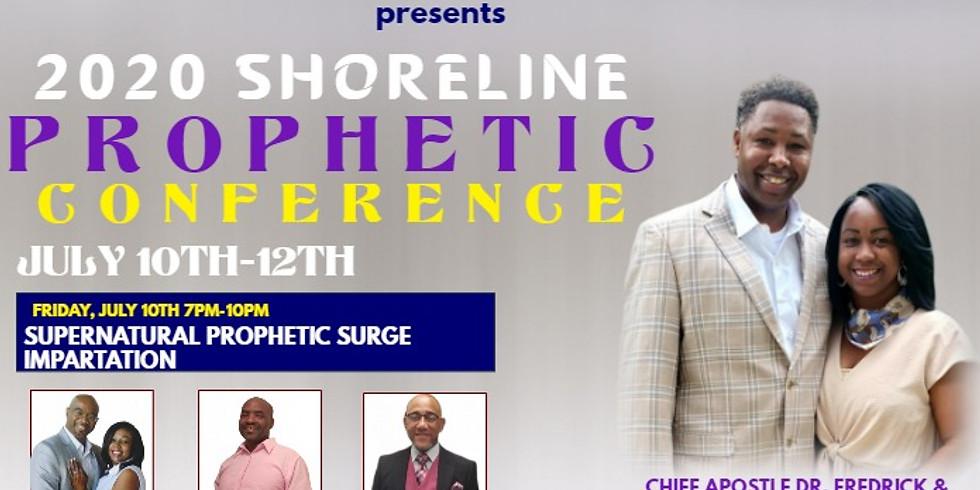 2020 Shoreline Prophetic Conference
