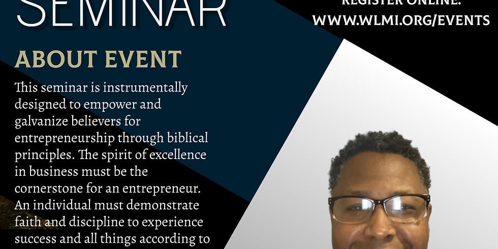 Business & Entrepreneur Webinar