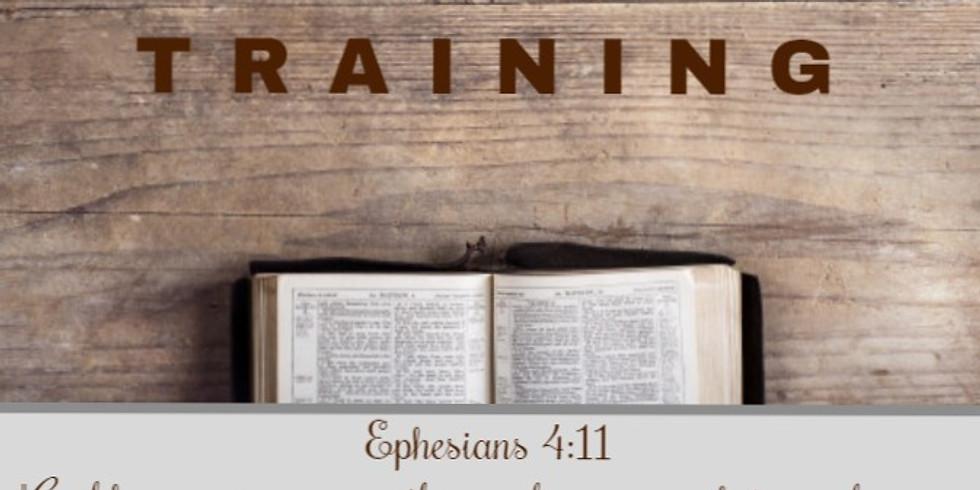 Apostolic Training