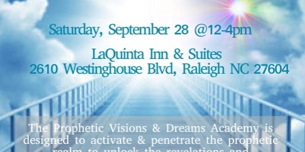 Prophetic Visions & Dreams Academy Seminar