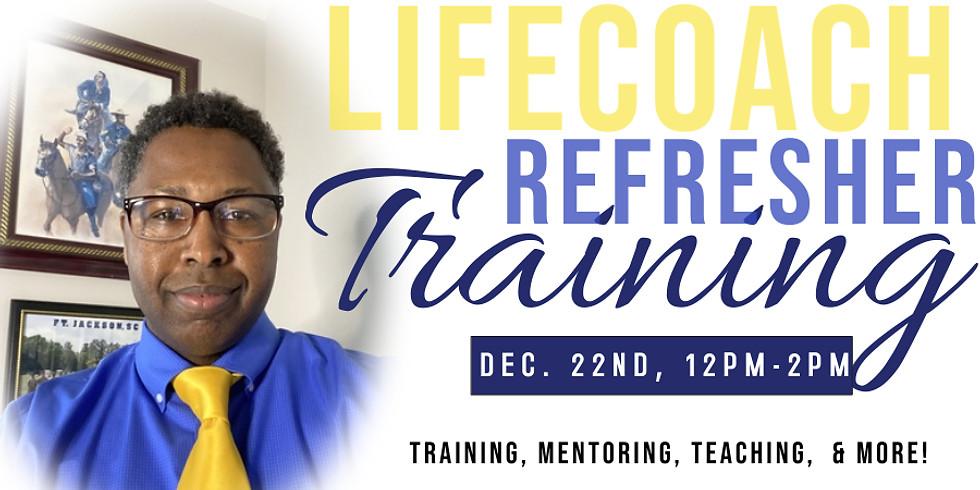 Life Refresher Coach Training