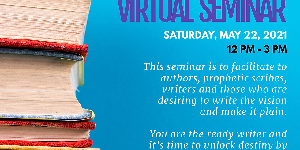 Prophetic Book Club Webinar