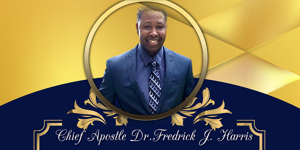 Prophetic Dinner w/Apostle The Virtual Experience