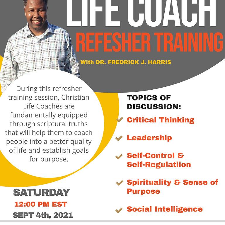 Life Coach Refresher Training
