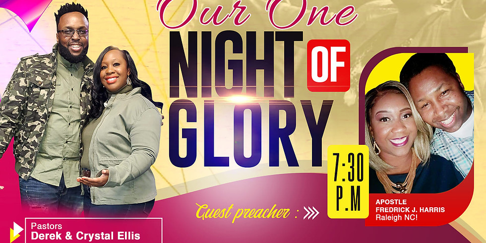 Our One Night of Glory