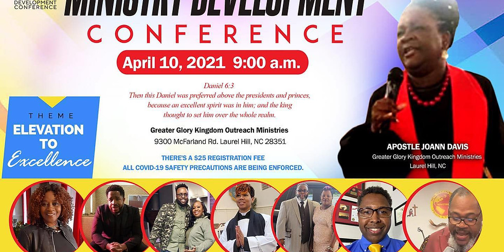 Ministry Development Conference