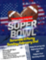 Copy of Super Bowl Flyer - Made with Pos