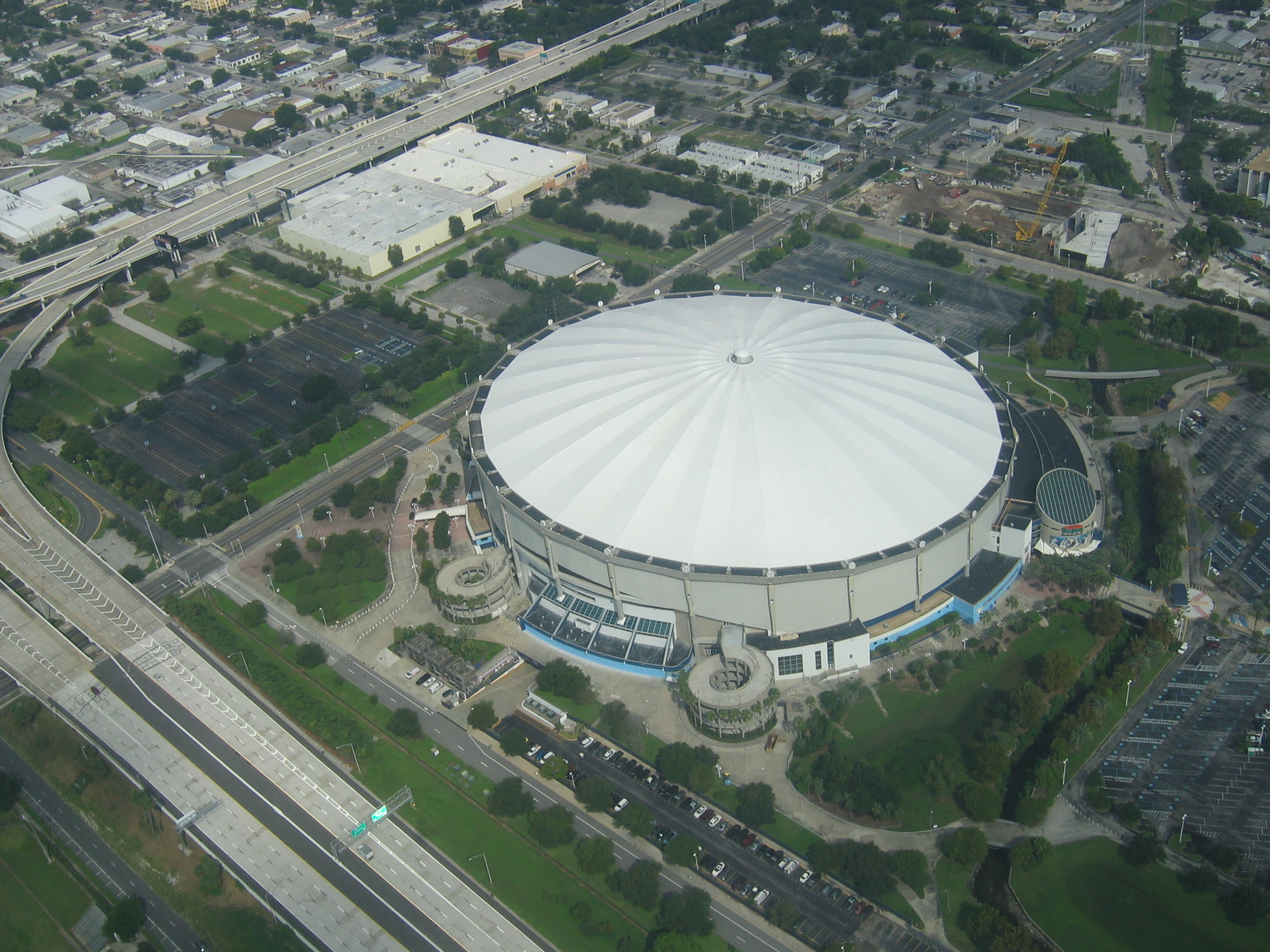 Suncoast Baseball Dome