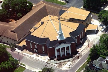 First Baptist Church -  Plant City