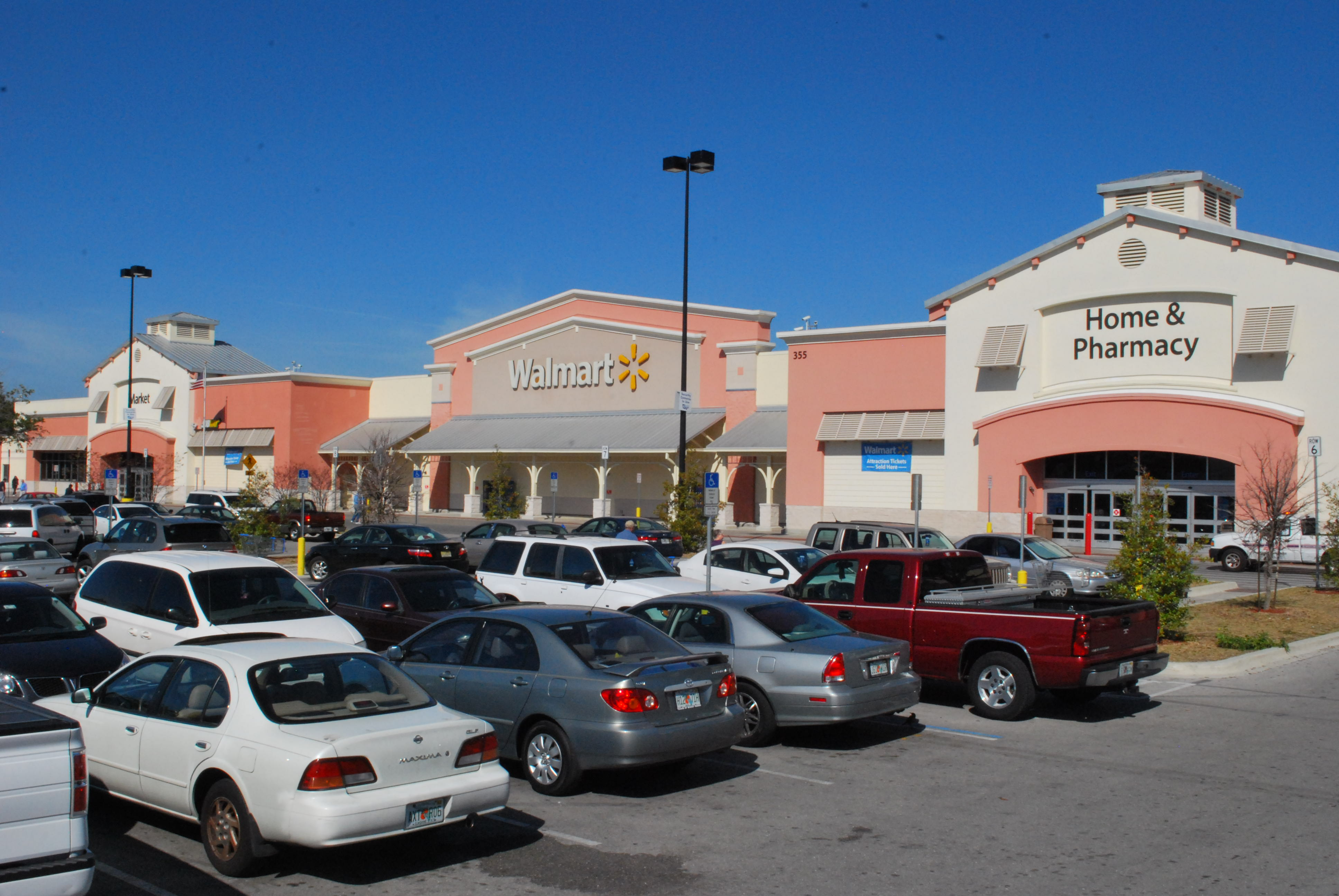 Walmart Supercenter Winter Haven