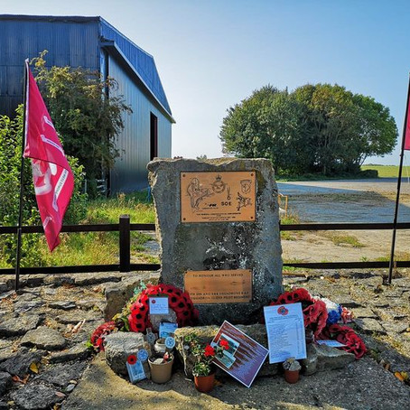 Covid-19 and commemorating Arnhem 76