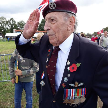 GPR Veteran Unveils New Memorial