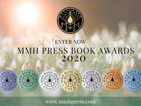 Become and Award-winning author or illustrator with MMH Press