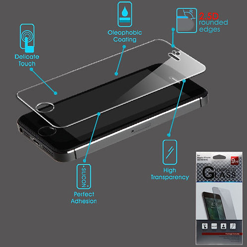 Tempered Glass iPhone SE / 5S / 5 / 5C