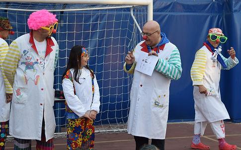 Spettacolo di magia Carnevale Arlecchino