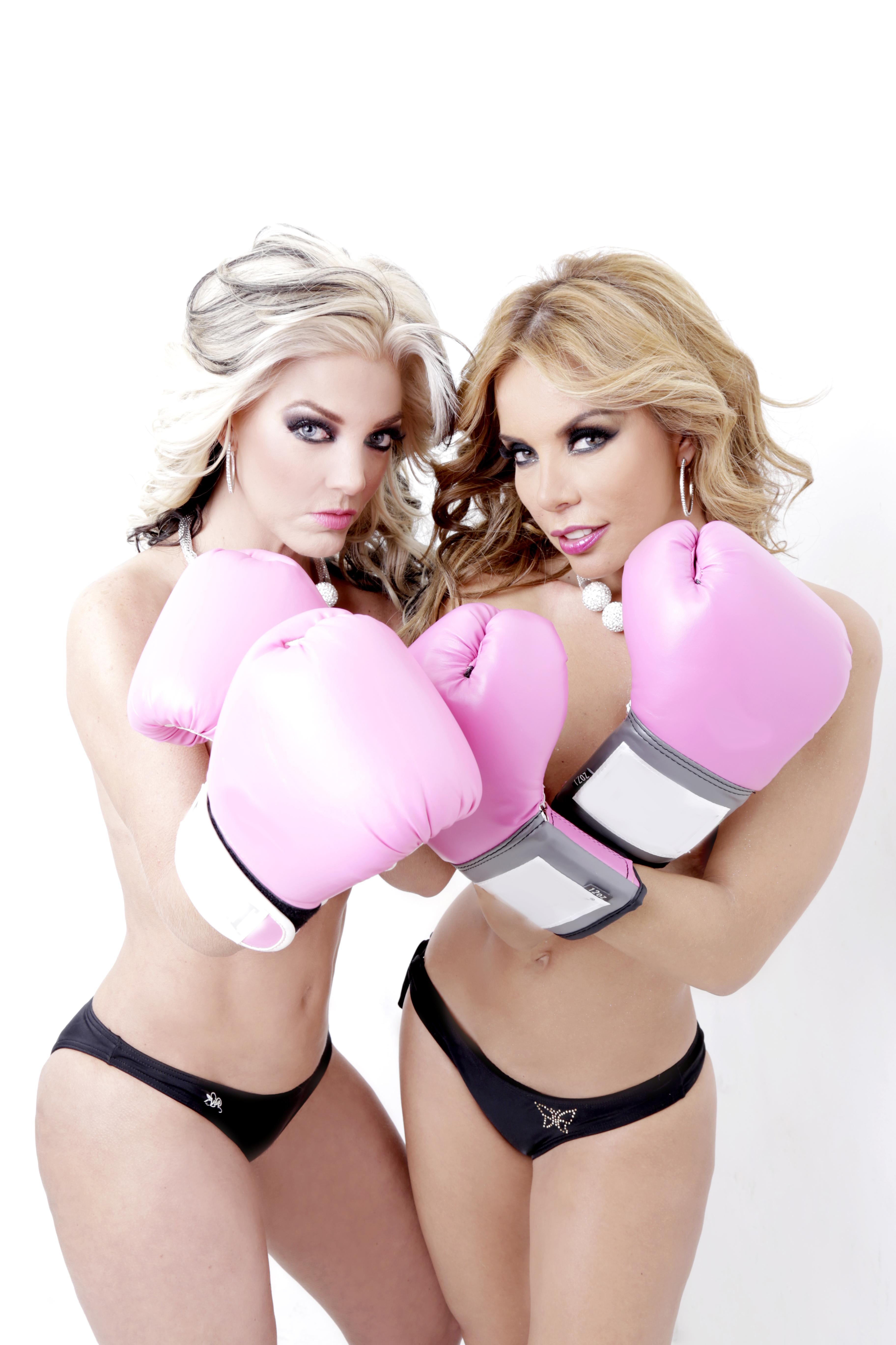 Paola Durante y Liliana Lago