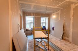 Shulton drywall repairs and drywall installation in Northern Virginia