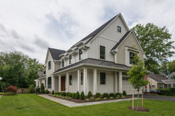 Mclean Virginia interior painting new home shulton painting and drywall
