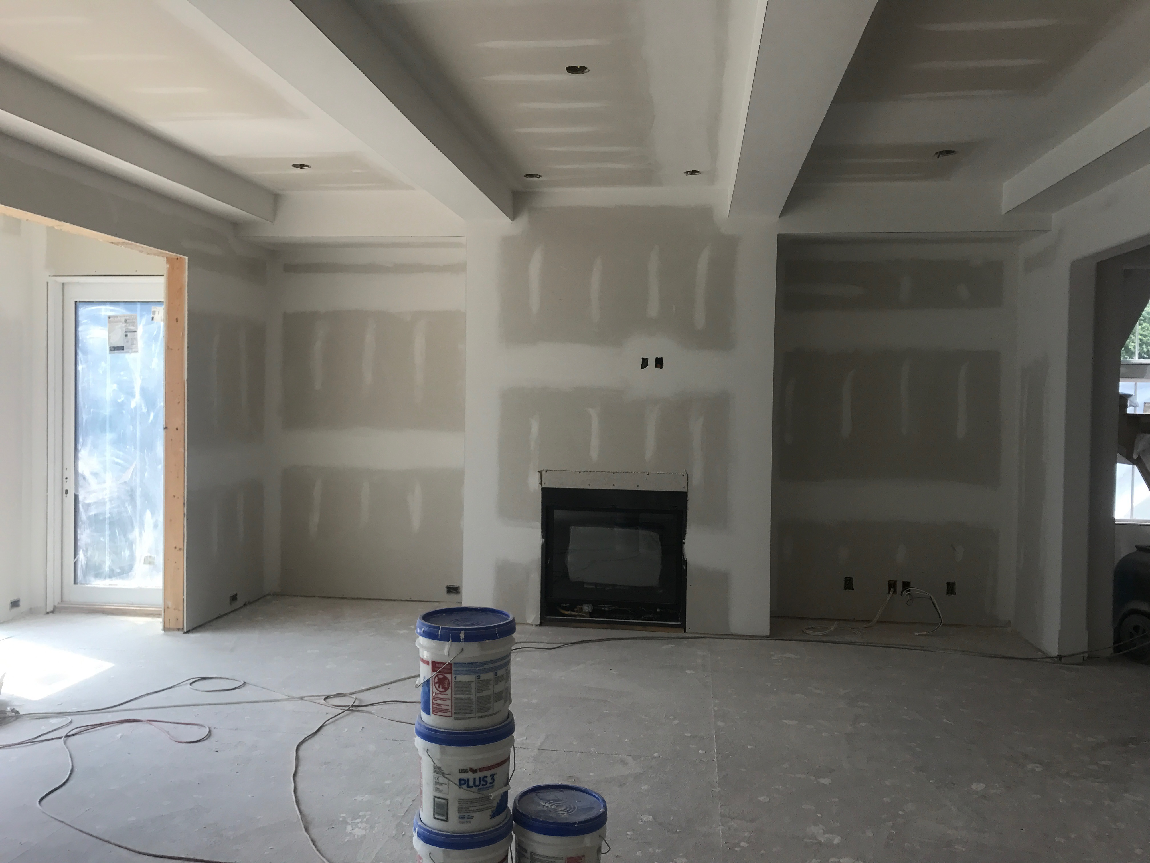 Drywall installation and finishing Mclean VA