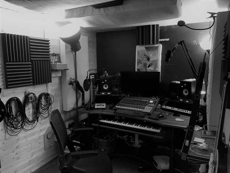 Home Studio Producer View