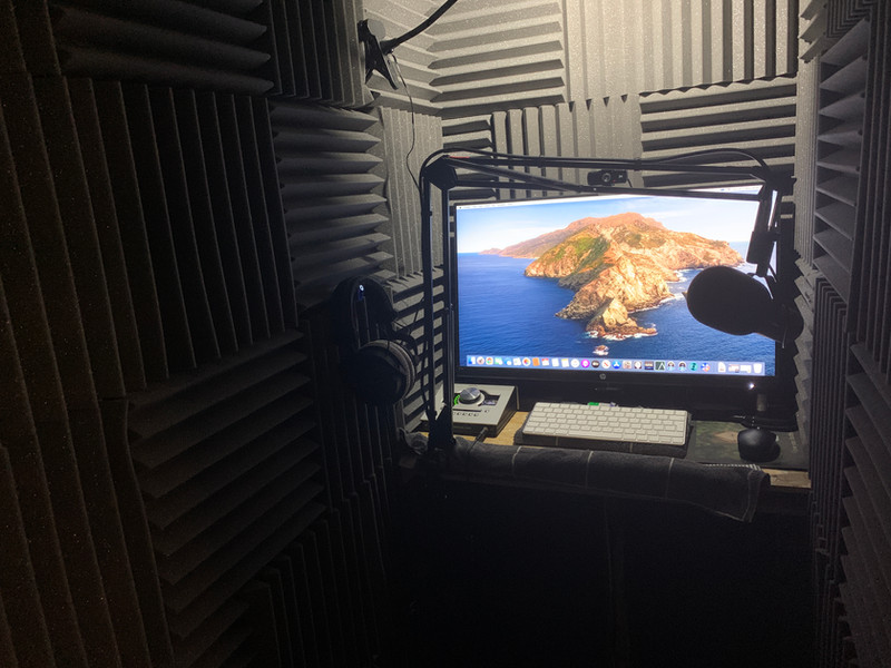 New Vo Booth