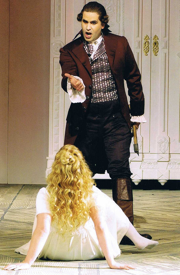 Jeremy Carpenter - Il Conte Almaviva, Le Nozze di Figaro