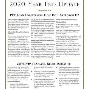 PsC Newsletter - 2020