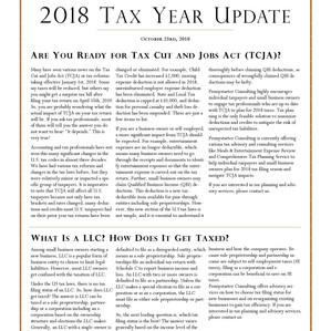 PsC Newsletter - 2018