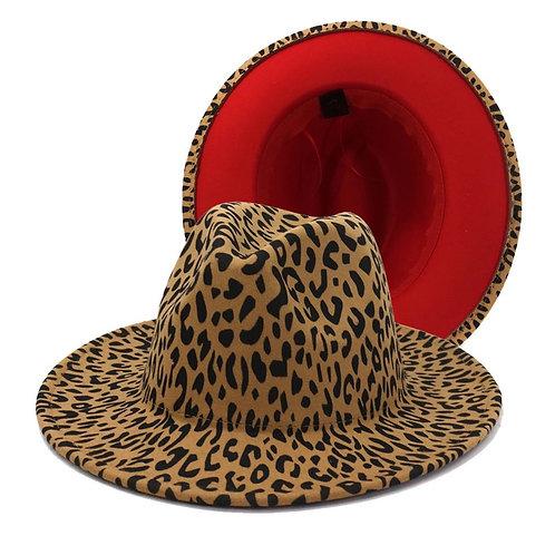 Two Tone Fedora Hats