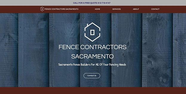 fence company Sacramento